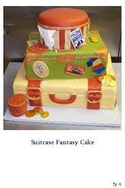 suitcase fantasy wedding cake andré u0027s confiserie suisse