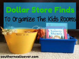 Organizing Kids Rooms by Dollar Store Finds For Your Kids Room Smart Money Mom