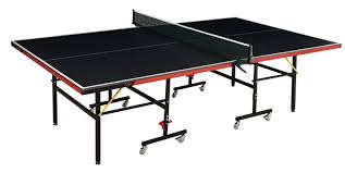 portable ping pong table gld products viper arlington indoor portable table tennis table