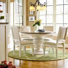 Paula Deen Dining Room Beautiful Round Pedestal Dining Tables Photos Home Ideas Design