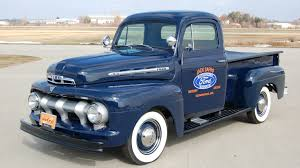 Vintage Ford Truck Apparel - 1951 ford f1 pickup t201 indianapolis 2009