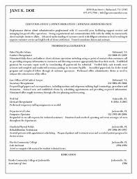 specimen resume resume for cashier gse bookbinder co