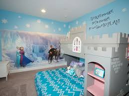 Frozen Beds Frozen Bedroom Themed Ideas With Bunk Beds Frozen Themed Bedroom