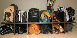 closet organizers for purses take care of your purse