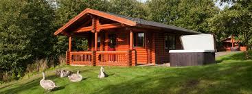 luxury lodge u0026 log cabin holidays in the uk northumbrian holidays