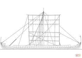 viking ship coloring page viking longship coloring page free printable coloring pages