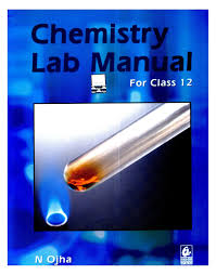 chemistry lab manual for class 12 buy chemistry lab manual for