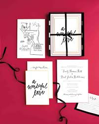 wedding invitations questions your wedding stationery etiquette questions answered martha