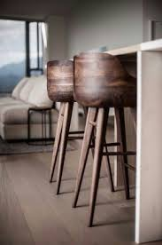 bar stool outdoor outdoor wooden bar stools foter