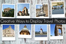 from miami to madrid creative ways to display travel photos at