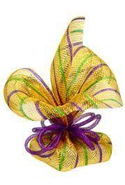 mardi gras deco mesh deco mesh ribbon for mardi gras float decorating and craft projects