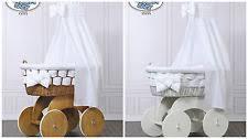 wicker crib ebay