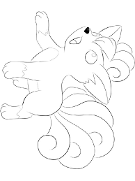 balto coloring pages vulpix coloring pages free printable vulpix coloring pages