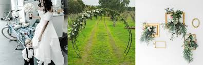 wedding arches adelaide what style of wedding arch will match my wedding theme the archery