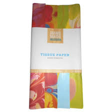 tissue paper tissue paper marbled 24ct made modern target