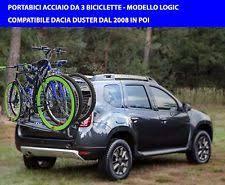 porta bici da auto portabici da auto dacia ebay