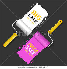 paint roller stock images royalty free images u0026 vectors