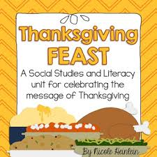 thanksgiving feast classroom writing project by teaching