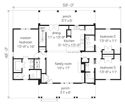 house for plans magnolia cottage southern living house plans