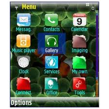 theme maker java mobile9 i phone theme for java download