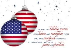 shop patriotic themed christmas cards by cardsdirect