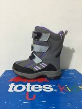 s totes boots size 12 totes purple grey boots 13 medium ebay