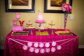 sweets for the sweet shades of pink baby shower