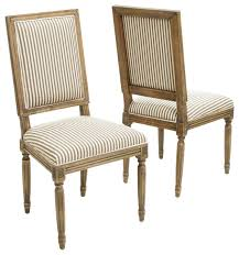 martin dining chairs set of 2 dark coffee farmhouse dining