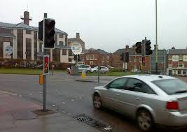 traffic lights not working traffic lights not working on busy norwich city centre road