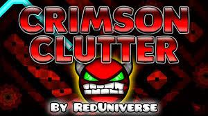 crimson crimson circles geometry dash demon