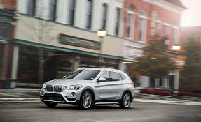 luxury jeep best subcompact luxury suv bmw x1 u2013 2017 10best trucks and suvs
