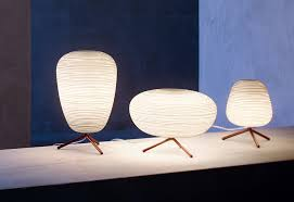 Lantern Table Lamp Frosted Glass Lantern Table Lamps By Foscarini Rituals