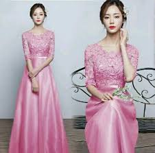 dress pesta dress gaun pesta preloved bridal dresses