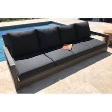 curved outdoor sofa wayfair