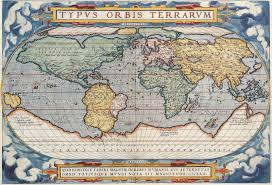 Scary Maps The Coolest Maps Ever One To World