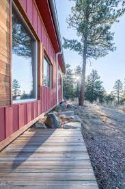 baosol arquitectos design a private cabin in the colorado rocky