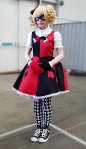 Harley Quinn Halloween Costume Kids 35 Dress Love Images Harley Quinn Costume