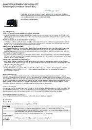 ensemble ordinateur de bureau ordinateur format microtour hp compaq pro 6300 prodimex