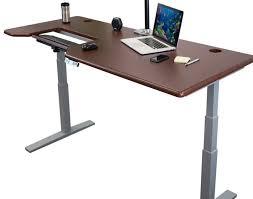 Standing Desk Treadmill Desk Omega Olympus Electric Standing Desk Workstation With Built
