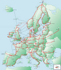 Garmin Europe Maps by Where To Find Gps Tracks For Bike Routes In Europe Rollglobal