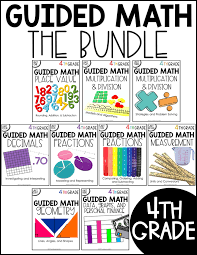 4th grade guided math tunstall u0027s teaching tidbits