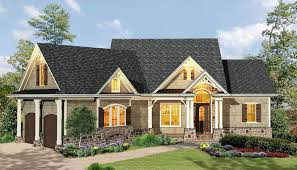 gabled 3 bedroom ranch home plan 15884ge architectural designs