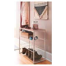 Shoe Cabinet 4 Tier Shoe Rack Threshold Target