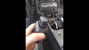 third generation camaro automatic shift knob removal youtube