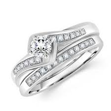 bridal rings company three diamond bridal set our price 3 109 99