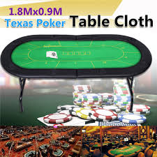 poker table felt fabric board game 10 players poker felt layout texas poker table cloth