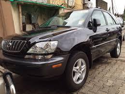 lexus rx300 in nairaland tokunbor lexus rx300 2002 super clean see pix u0026 details autos