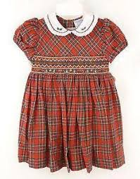 smocked dresses ebay