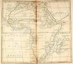 Us Desert Map Zahara Or Desert Of Barbary Sahara Overland