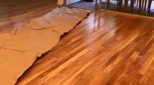 re sand and re finishing hardwood floors